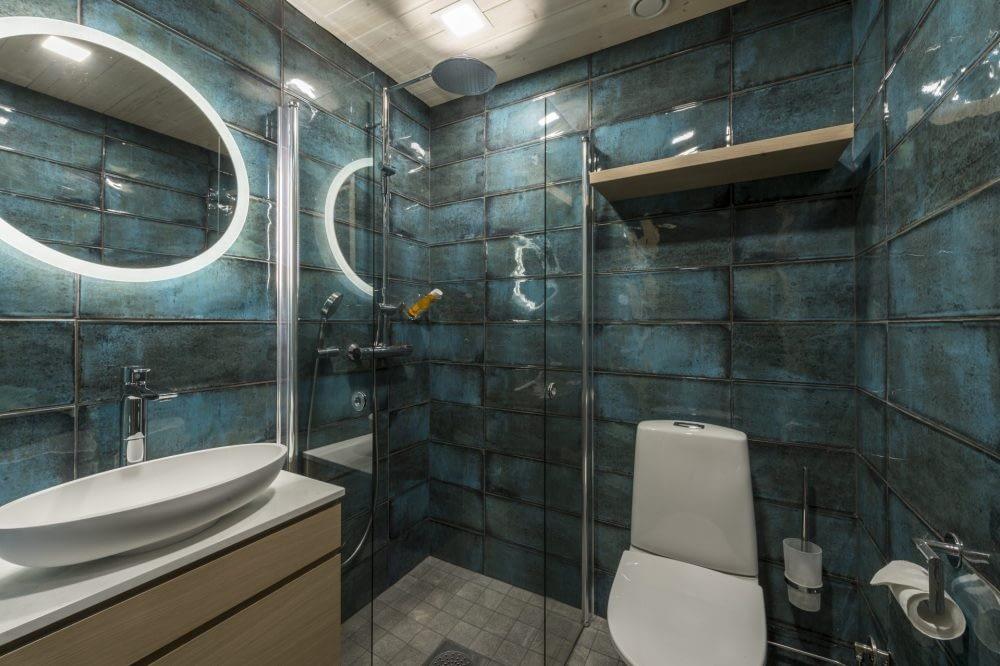 villa rinnekaltio wc