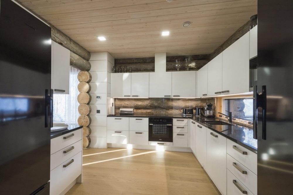 villa rinnekaltio keittiö