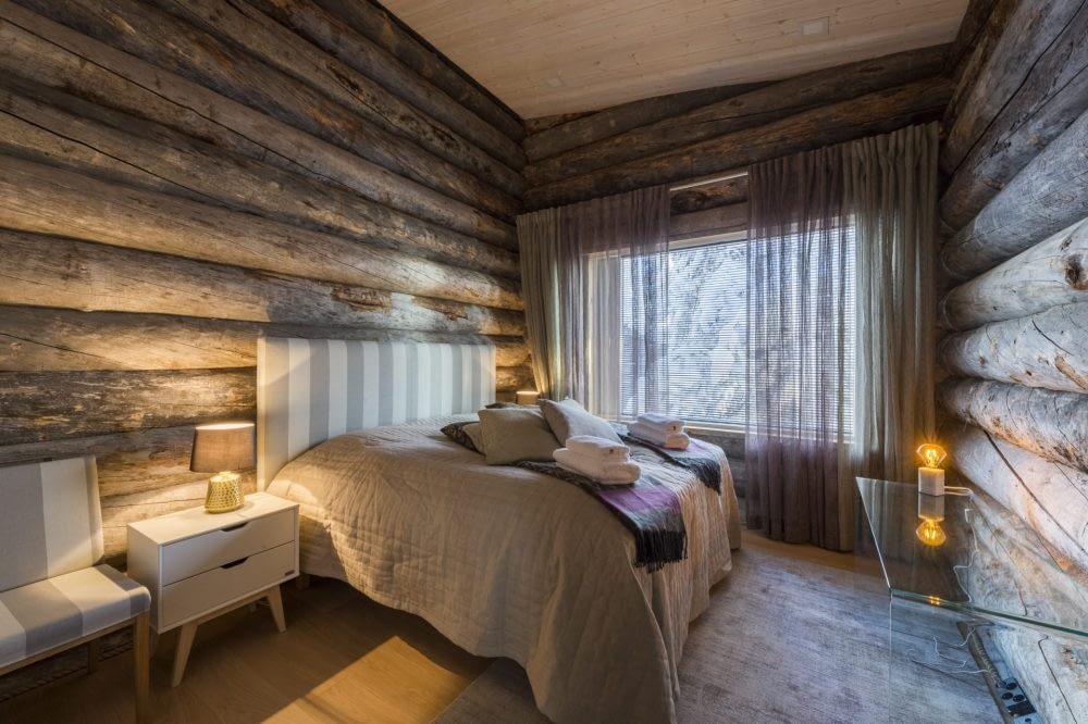 villa rinnekaltio makuuhuone